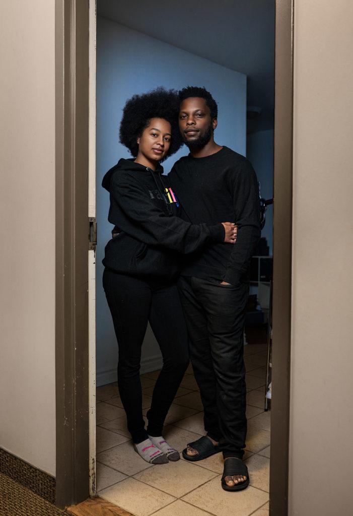 Wade & Simone